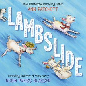 Lambslide book image
