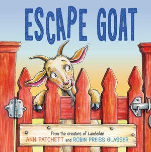 Escape Goat book image