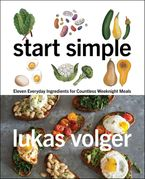Book cover image: Start Simple