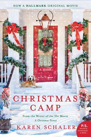 Christmas Camp book image