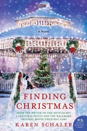 Finding Christmas book image