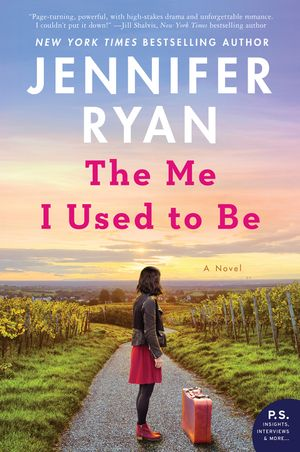 The Me I Used to Be book image