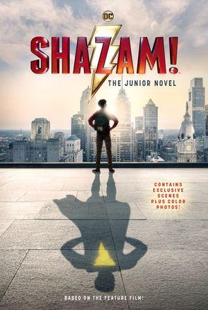 Shazam!: The Junior Novel book image