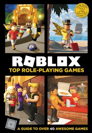 Roblox Top Role-Playing Games book image