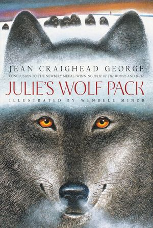 Julie's Wolf Pack book image