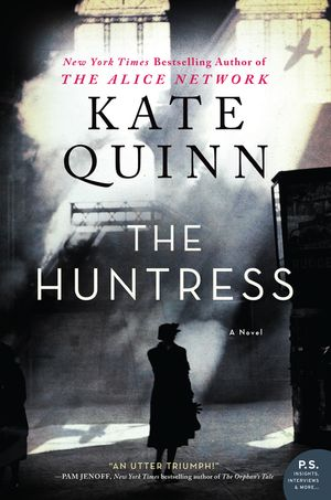 The Huntress book image