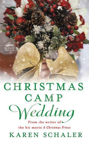 Christmas Camp Wedding book image