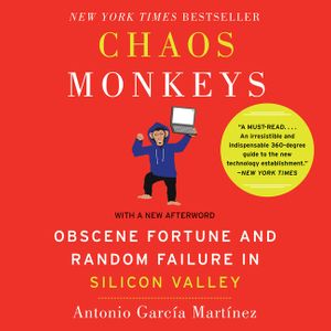 Chaos Monkeys Revised Edition book image