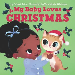 My Baby Loves Christmas book image