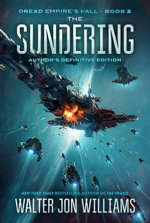 The Sundering book image