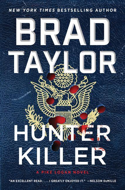 Hunter Killer Brad Taylor Hardcover