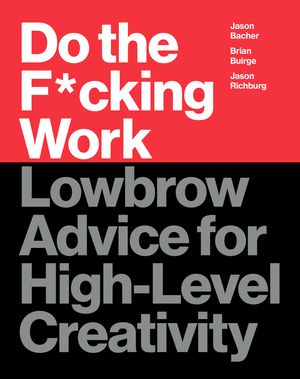 Do the F*cking Work book image