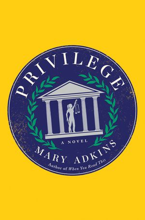 Privilege book image