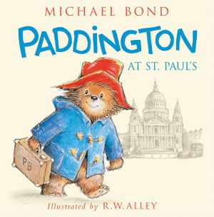 Paddington at St. Paul's book image