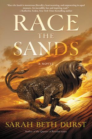 Race the Sands: A Novel Paperback  by Sarah Beth Durst