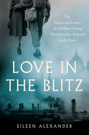 Love in the Blitz book image