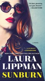 Sunburn Paperback  by Laura Lippman