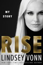 Rise Hardcover  by Lindsey Vonn
