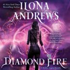 Diamond Fire Downloadable audio file UBR by Ilona Andrews