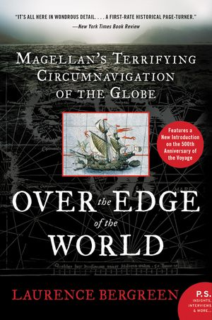 Over the Edge of the World Updated Edition book image