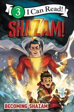 Shazam!: Becoming Shazam Paperback  by Alexandra West