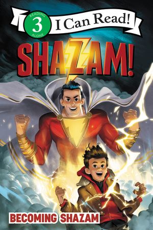 Shazam!: Becoming Shazam book image
