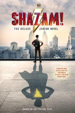 Shazam!: The Deluxe Junior Novel book image
