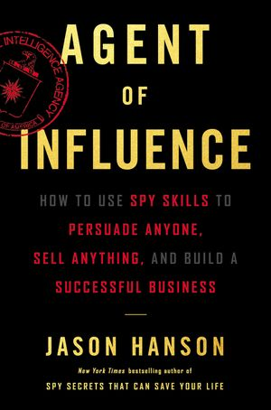 Agent of Influence book image