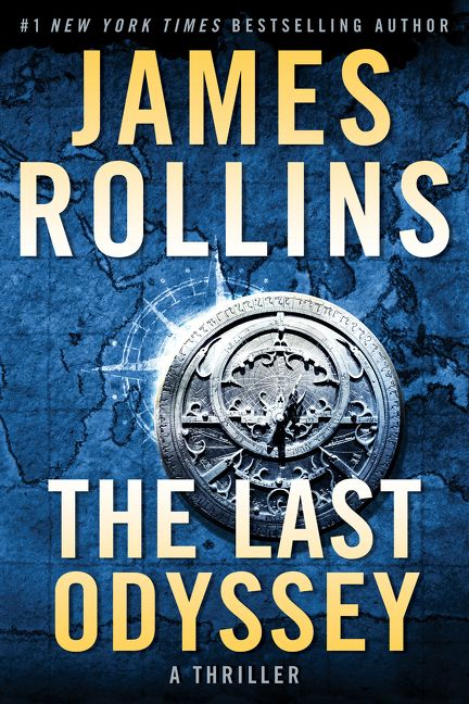The Last Odyssey - James Rollins - Hardcover