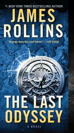 The Last Odyssey Paperback  by James Rollins