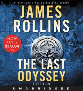 The Last Odyssey Low Price CD