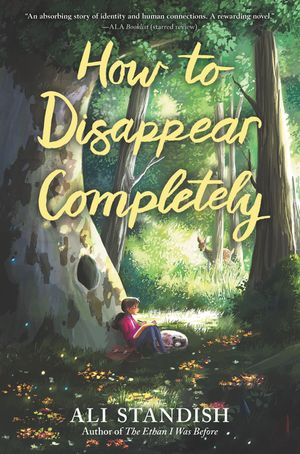 How to Disappear Completely book image