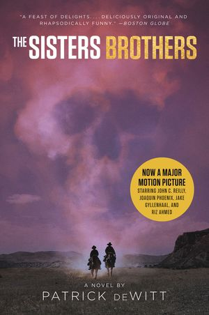 The Sisters Brothers [Movie Tie-in] book image