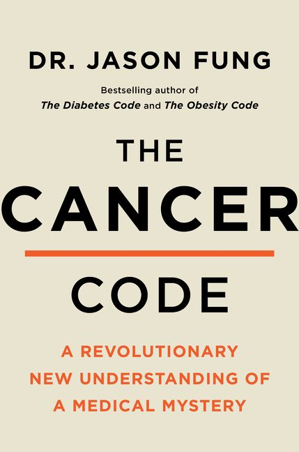 Book cover image: The Cancer Code