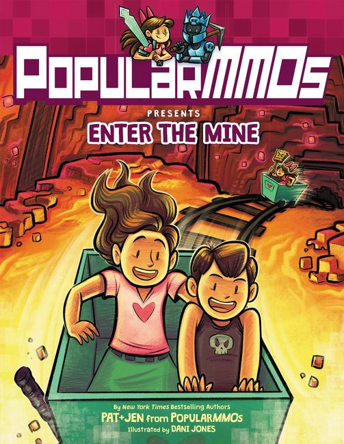 PopularMMOs Presents Enter the Mine - PopularMMOs - Hardcover