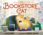 The Bookstore Cat Hardcover  by Cylin Busby