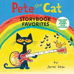 Pete the Cat Storybook Favorites book image
