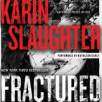 Fractured Downloadable audio file UBR by Karin Slaughter