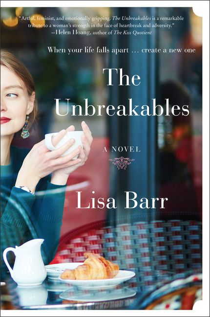 Image result for the unbreakables lisa barr
