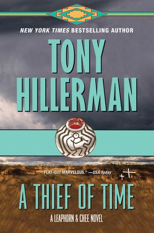 A Thief of Time book image