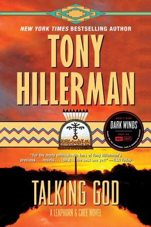 Talking God book image
