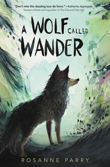 Cover Image - A Wolf Called Wander