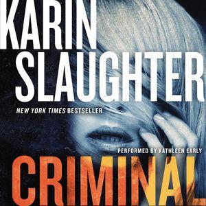 Criminal book image