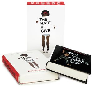 Angie Thomas 2-Book Box Set book image