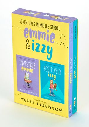 Adventures in Middle School 2-Book Box Set