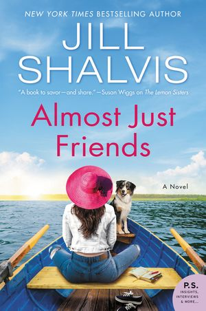 Almost Just Friends book image