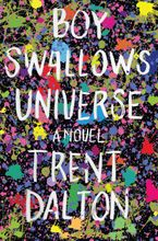 Boy Swallows Universe Hardcover  by Trent Dalton