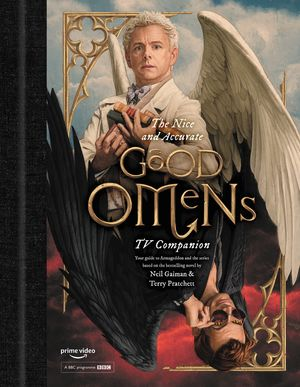 The Nice and Accurate Good Omens TV Companion book image