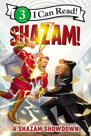 Shazam!: A Shazam Showdown book image