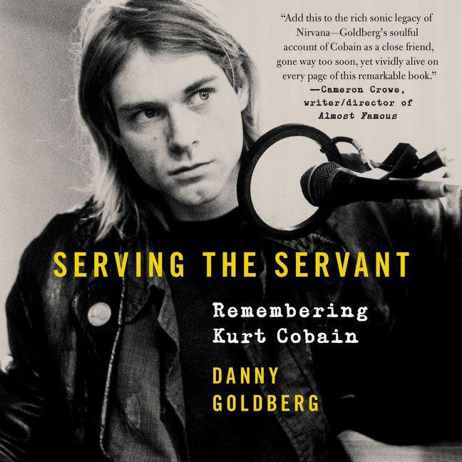 Serving the Servant - Danny Goldberg - Digital Audiobook